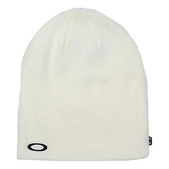 Oakley Fine Knit Beanie - White