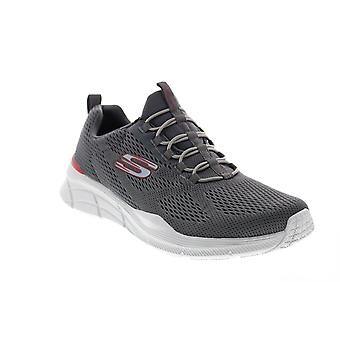 Skechers Equalizer 4.0 Wraithern  Mens Gray Athletic Running Shoes