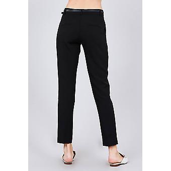 Klasické tkané kalhoty