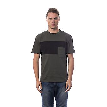 Verri Men's Military Green T-shirt