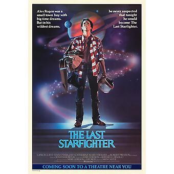 The Last Starfighter Movie Poster Print (27 x 40)
