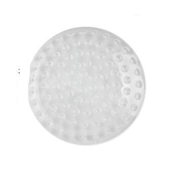 Przezroczysty silikonowy uchwyt do drzwi - Bufor przeciwkolizyjny
