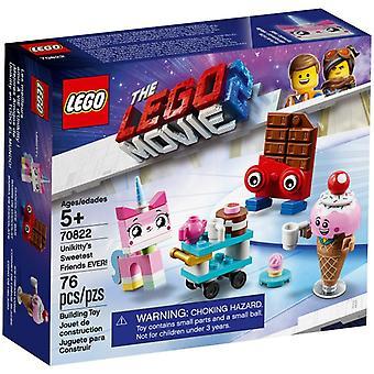 LEGO 70822 The SWEETEST Unikitty's friends