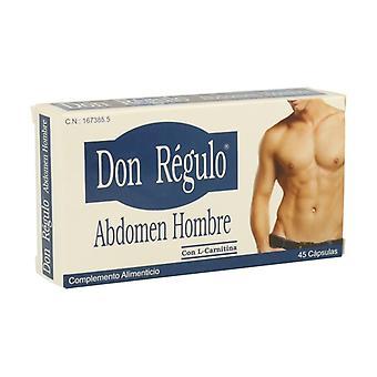 Don Régulo Abdomen Man 45 capsules