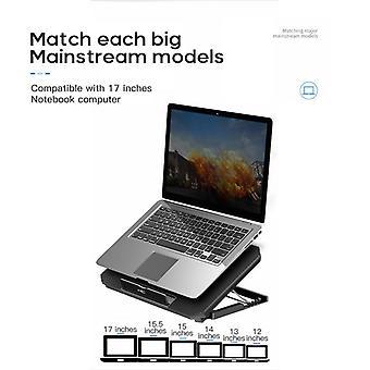 Laptop ajustável USB Refrigerado a ar radiador de computador