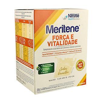 Meritene Vanilla Shake 15 packets of 30g