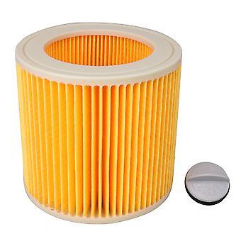 Gelber Staubsauger Filterpatrone Ersatz für A2054 & A2004