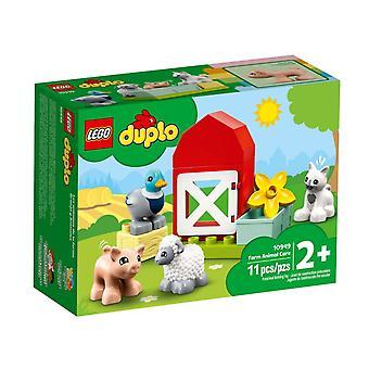 LEGO 10949 DUPLO Husdyrpleie