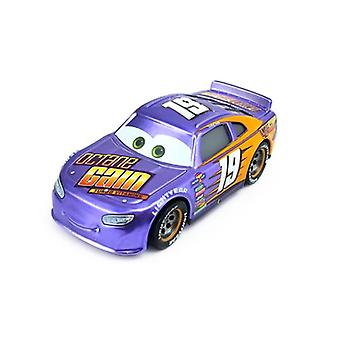 Lightning Mcqueen Jackson Storm Metal Alloy Diecast Car Toy