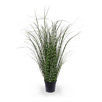 Artificial Zebra grass 60 cm green-yellow