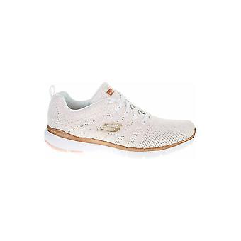 Skechers Flex Appeal 30 13078WTRG uniwersalne przez cały rok buty damskie