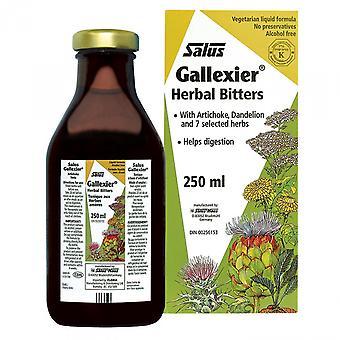 Salus Gallexier Hepatico 250 mililitros base de plantas ricas en principios amargos