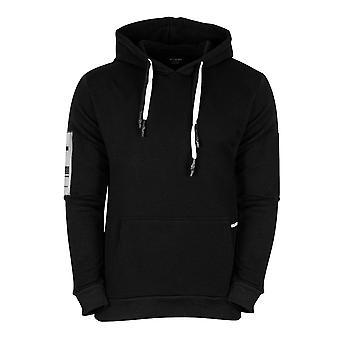 Religion 11trew28 Rep Stock Arm Patch Logo Hood Sweat Top - Black