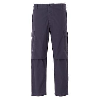 Maharishi Modified Jungle Fatigue Organic Cotton Pants - Black