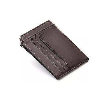 Rfid blockerar kreditkortsplånbok