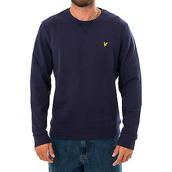 Sweat-shirt homme lyle & scott crewneck sweat-shirt ml424vtr.z99