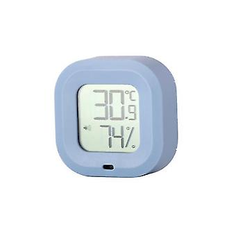 Electronic home bluetooth 5.0 digital display humidity temperature lcd screen wireless thermometer hygrometer mini portable