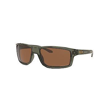 Oakley Gibston OO9449 14 Olive Ink/Prizm Tungsten Sunglasses