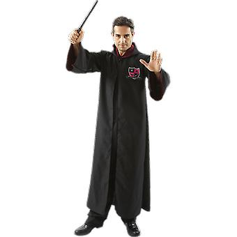 Orion kostuums Unisex wizard heks Hooded robe fancy dress fancy