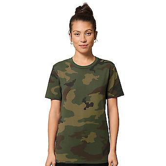 greenT Womens Creator AOP Organic Cotton T Shirt