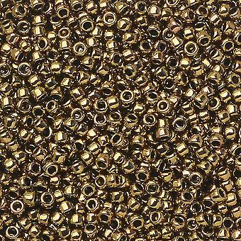 Tohon siemenet, pyöreä 15/0 #223 'antiikkipronssi', 8 grammaa