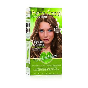 Henna cream 7.3 - golden blonde 1 unit