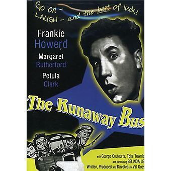 Runaway Bus [DVD] USA import