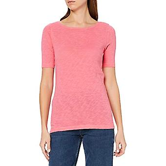 Marc O'Polo 2226151399 T-Shirt, Pink (Bright Berry 629), Large Woman