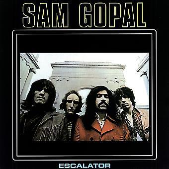 Sam Gopal - Escalator Vinyl
