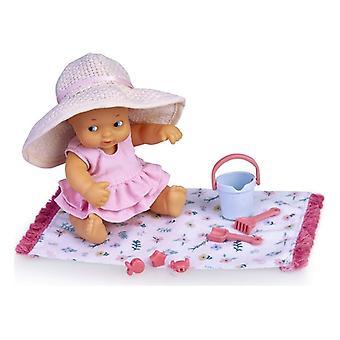 Baby doll Famosa Barriguitas Beach (14,5 cm)
