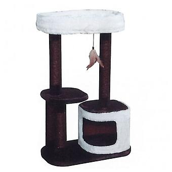 Nayeco Scraper Doret Chocolate And Cream (Cats , Toys , Scratching Posts)