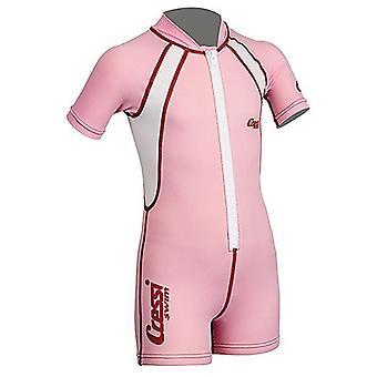 Neopren Anzug für Kinder Cressi-Sub Neopren Pink (Größe s)