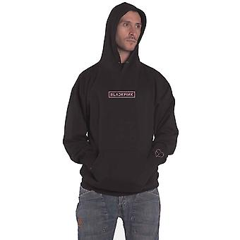 BlackPink Huppari Albumin tracklist-yhtyeen logo uusi virallinen mens musta pullover