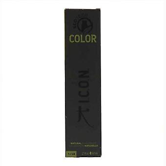Pysyvä väriaine Ecotech Color Icon Nº 9,0 Erittäin vaalea Blondi (60 ml)