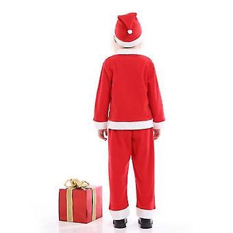 Christmas Children's Clothing Boys And Girls Cosplay Costumes Kindergarten Costumes(M)