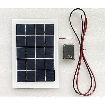 Estabilizador de panel solar policristalino -teléfono móvil de carga tesoro