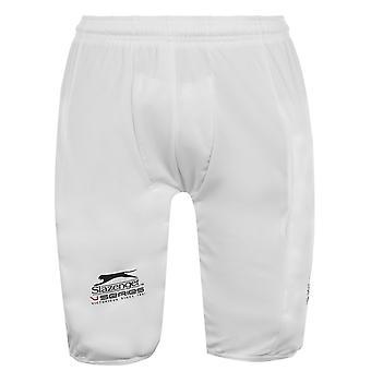 Slazenger Mens VS Padded Shorts Elasticated Waistband Sports Lightweight Bottoms