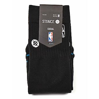 Stance Socks Logoman Staple Quarter Socks - Black