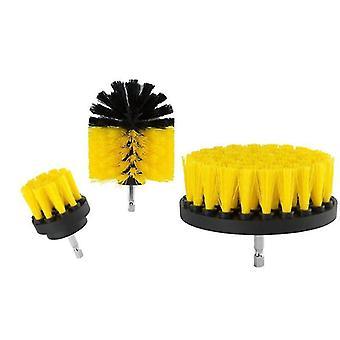 Art brushes 3pcs electric drill brush set