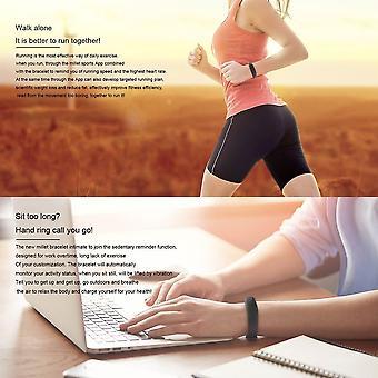 Xiaomi Mi Band2 Smart Wristband Bracelet Oled Screen Touchpad Fitness Tracker