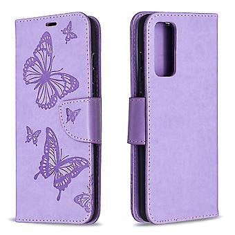 Case For Samsung Galaxy S20 Fe Butterfly Pattern