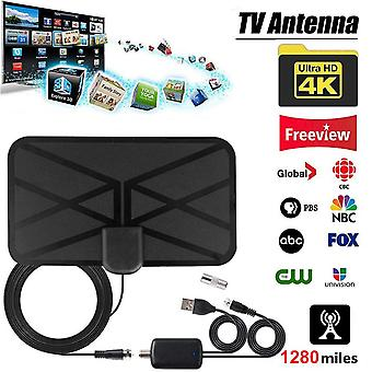 טלוויזיה אנטנת טלוויזיה תמיכה דיגיטלית 4k HD Skylink מקורה אנטנה דיגיטלית Hdtv 1080p