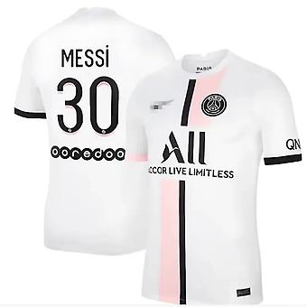 Messi Away Jersey No. 30 Children Size