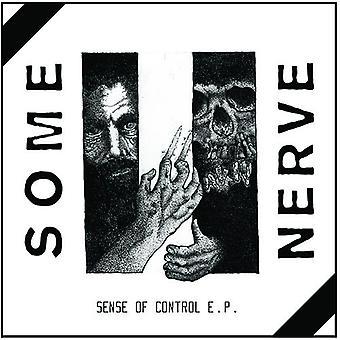 Some Nerve - Sense of Control [Vinyl] USA import