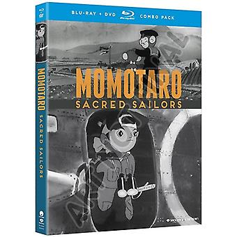 Momotaro: Sacred Sailors / Spider & Tulip - film [Blu-ray] USA import
