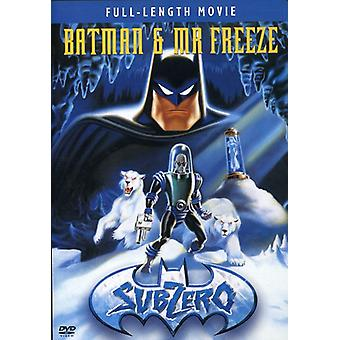 Subzero [DVD] USA import