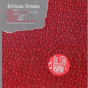 Africano y afroestadounidense tambores - importación de USA de africano y afroestadounidense tambores [CD]
