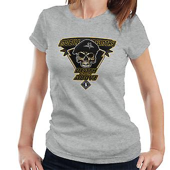 Death From Above Mobile Infantry Starship Troopers Women's T-Shirt
