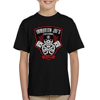 Immortan Joes Customs Mad Max Fury Road Kid's T-Shirt