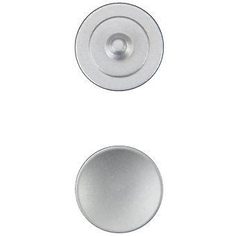 JJC zilver metaal zachte ontspanknop [Zie beschrijving voor compatibiliteit]